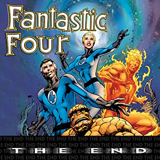 Fantastic Four: The End, Tome 1