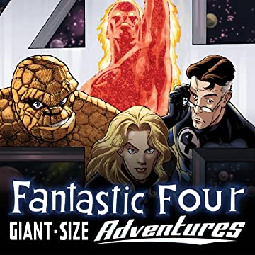Fantastic Four Giant-Size Adventures (2009)