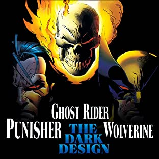 Ghost Rider/Wolverine/Punisher: The Dark Design (1994)