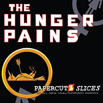 Papercutz Slices: The Hunger Pains