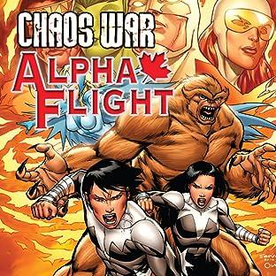 Chaos War: Alpha Flight