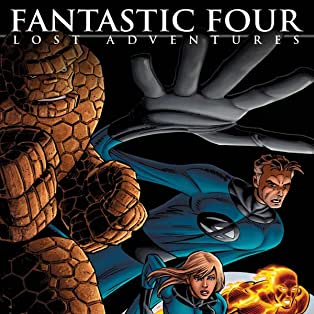 Fantastic Four: The Lost Adventure (2008)