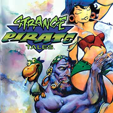 Strange Pirate Tales