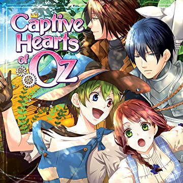 Captive Hearts of Oz