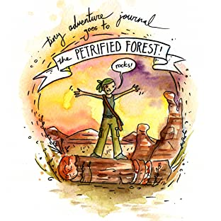 Tiny Adventure Journal
