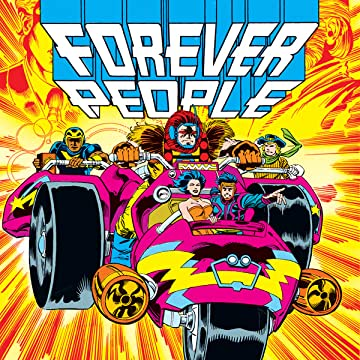 Forever People (1987-1988)