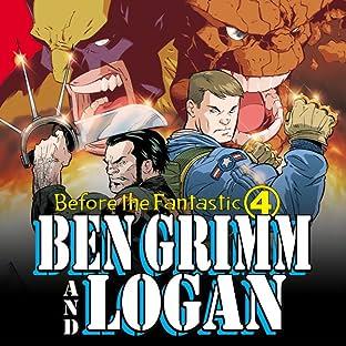 Before The Fantastic Four: Ben Grimm & Logan (2000)