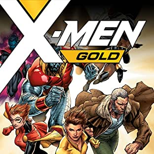 X-Men: Gold (2017-)