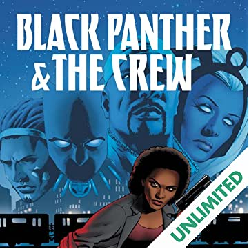 Black Panther And The Crew (2017)