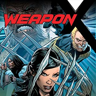 Weapon X (2017-2018)