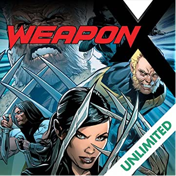 Weapon X (2017-)