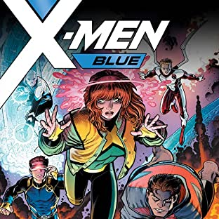 X-Men Blue (2017-)