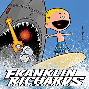 Franklin Richards (2006-2009)