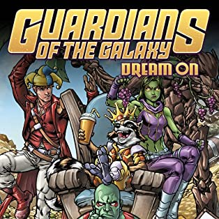 Guardians of the Galaxy: Dream On (2017)