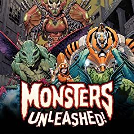 Monsters Unleashed (2017-2018)