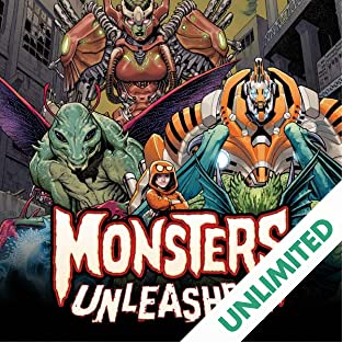 Monsters Unleashed (2017-)