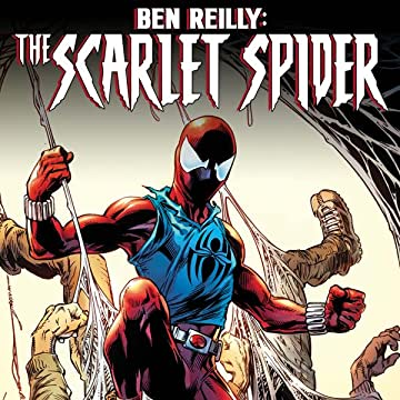 Ben Reilly: Scarlet Spider (2017-)