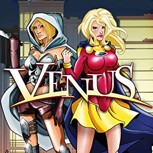 Odyssey Presents Venus (Bluewater)