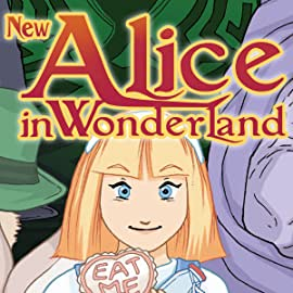 New Alice In Wonderland Color Manga
