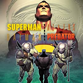 Superman and Batman Vs. Aliens and Predator (2007)