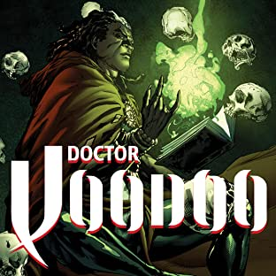 Doctor Voodoo: The Origin of Jericho Drumm (2009)