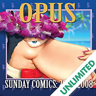 Opus Complete Sunday Strips From 2003-2008