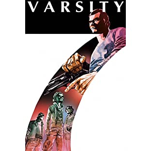Varsity 7, Vol. 1: The University Job