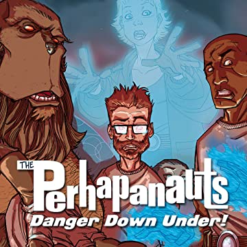 Perhapanauts: Danger Down Under