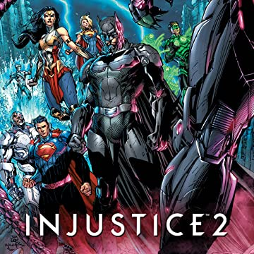 Injustice 2 (2017-2018)