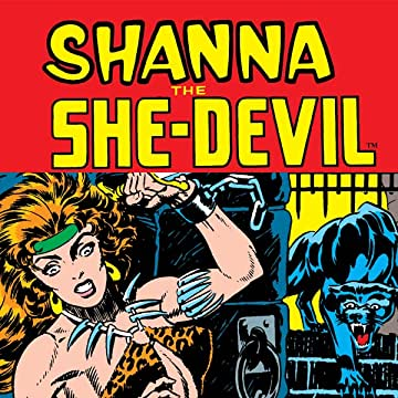 Shanna, The She-Devil (1972-1973)