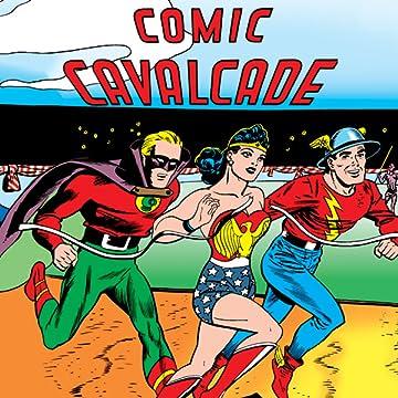 Comic Cavalcade (1942-1954)