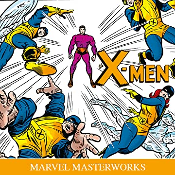 X-Men: Marvel Masterworks