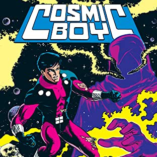 Cosmic Boy (1986-1987)