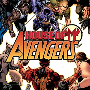 House of M: Avengers, Vol. 1