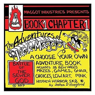 The Adventures of Jack Maggot: Battle of the Sewer God
