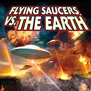 Ray Harryhausen Flying Saucers vs. Earth (Bluewater)