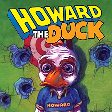 Howard the Duck (2007-2008)