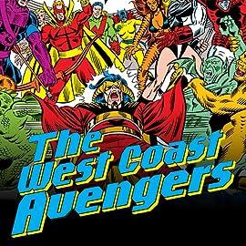 West Coast Avengers (1984)