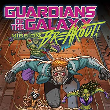 Guardians of the Galaxy: Mission Breakout (2017)