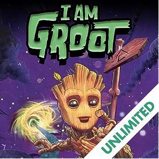 I Am Groot (2017-)