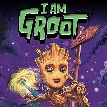 I Am Groot (2017)