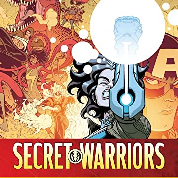 Secret Warriors (2017-2018)