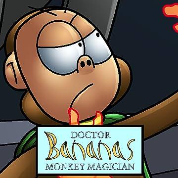 Doctor Bananas: Monkey Magician