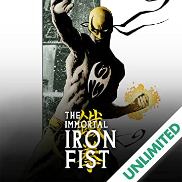 Immortal Iron Fist (2006-2009)