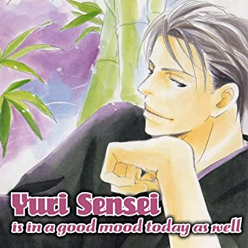 Yuri Sensei Is In A Good Mood Today As Well