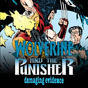 Wolverine/Punisher: Damaging Evidence (1993)