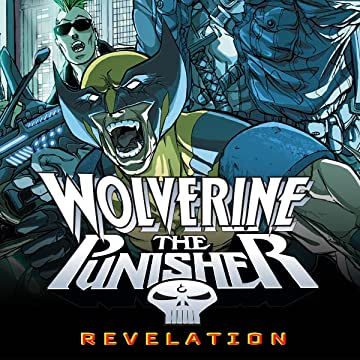 Wolverine/Punisher: Revelation (1999)