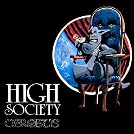 Cerebus, Vol. 2: High Society