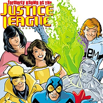 Formerly Known as the Justice League (2003)