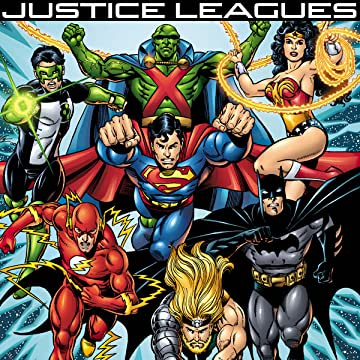 Justice Leagues (2001)